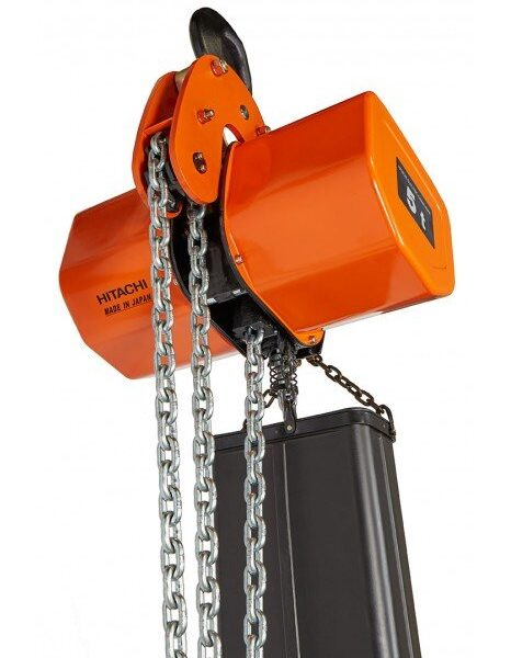 hitachi 5f electric chain hoist